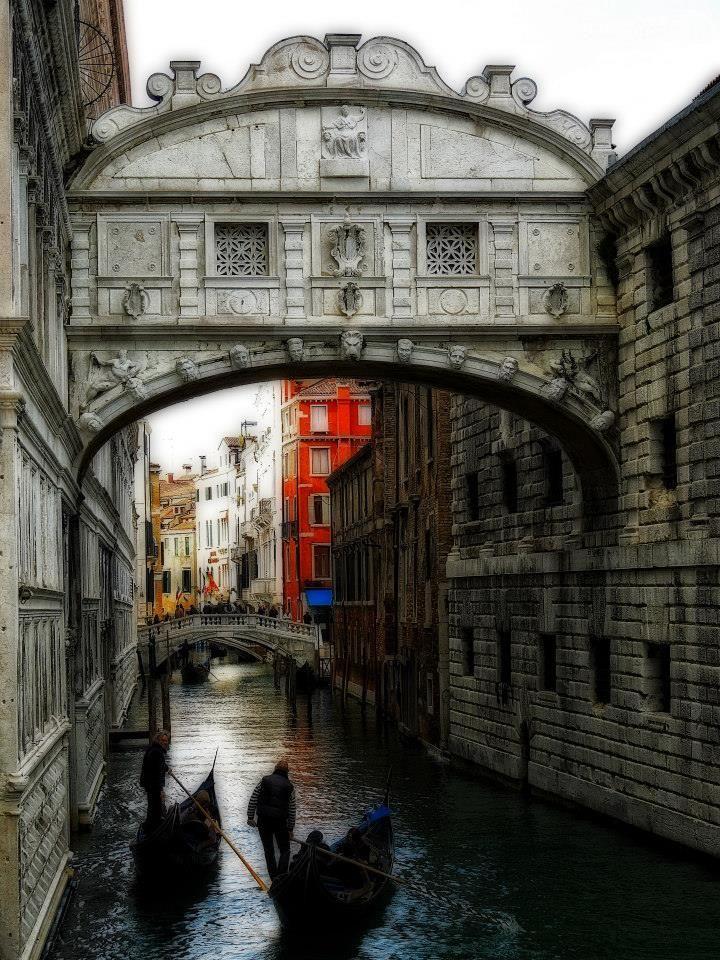 322 Ponte Dei Sospiri Venezia Veneto Foto Di Chiara Fabris