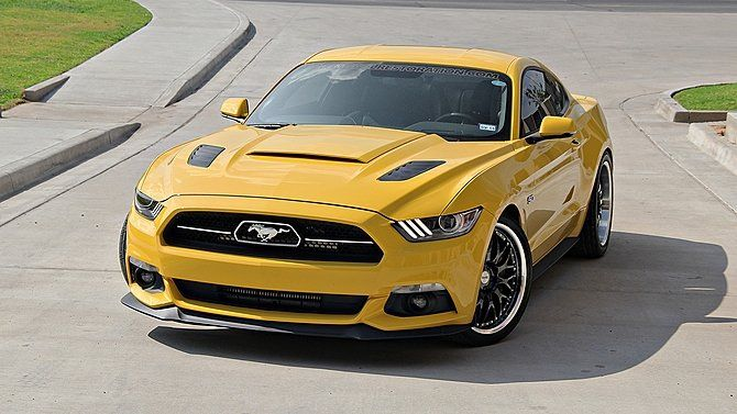 2015 Ford Mustang Gt 50th Anniversary Rides Ford Mustang