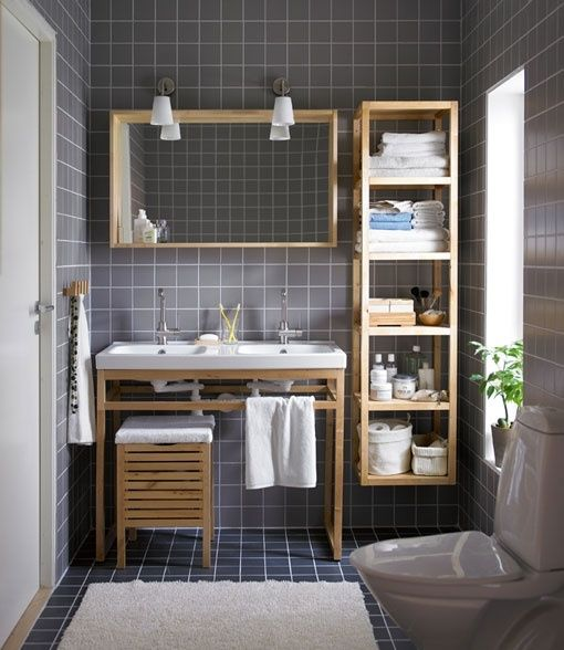 die besten 25 ikea badezimmer ideen auf pinterest ikea badezimmerideen bad apotheke und ikea. Black Bedroom Furniture Sets. Home Design Ideas