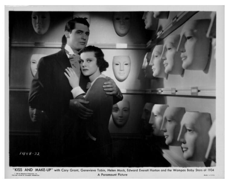 Kiss And Make Up 1934 With Cary Grant And Helen Mack Old Stuff