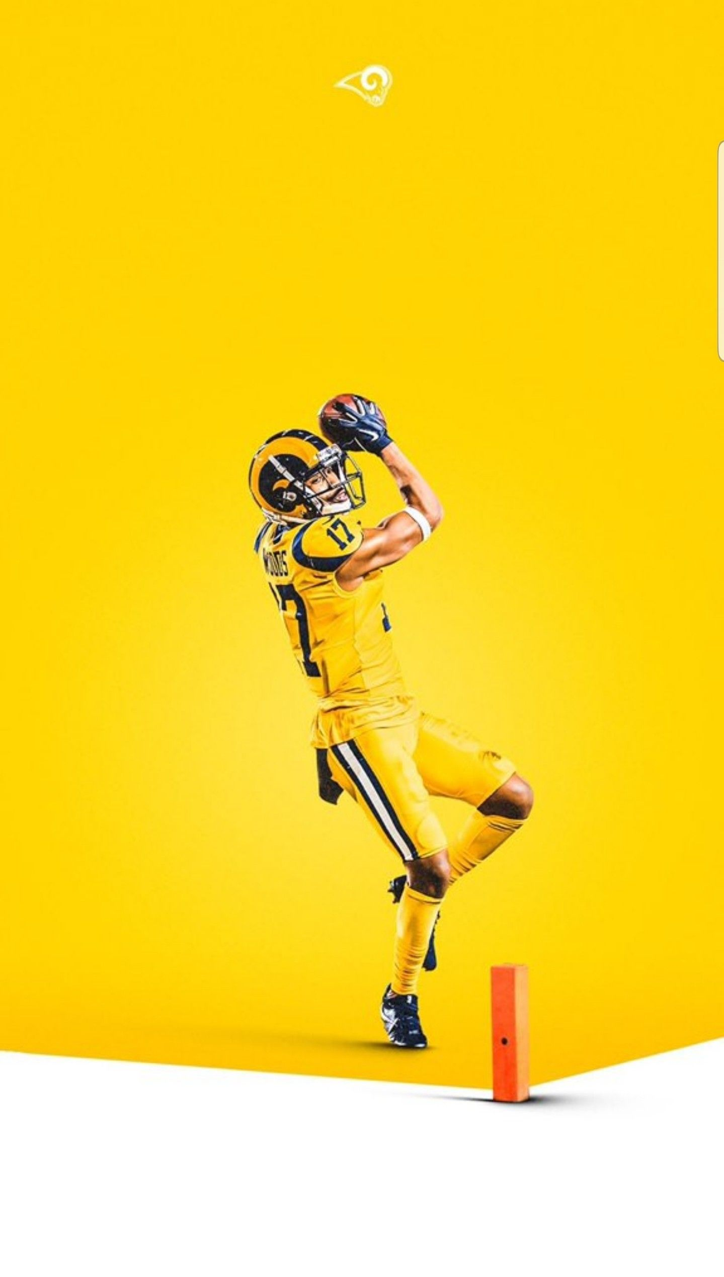 Pin By Jeff Standlee On La Rams Sports Graphic Design Sports Design Inspiration Sport Poster Design