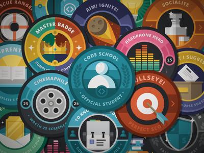 Code School Badge Preview School badges, Badge, Badge