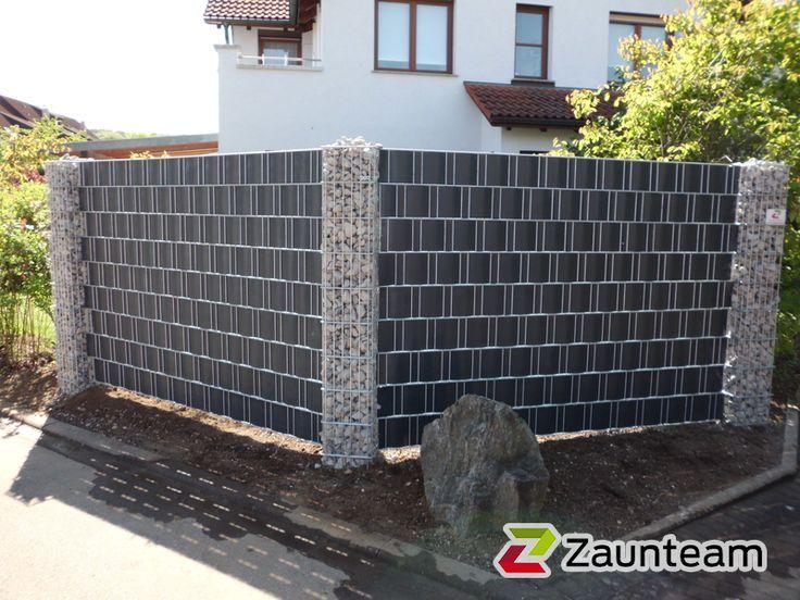 Sichtschutz Eigenbau / Sichtschutzzaun, Zaunteam Granacher, Lauchringen, 79787 L… #zaunideen