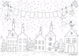 Image Result For Fensterdeko Weihnacht Kreidestift Doodle