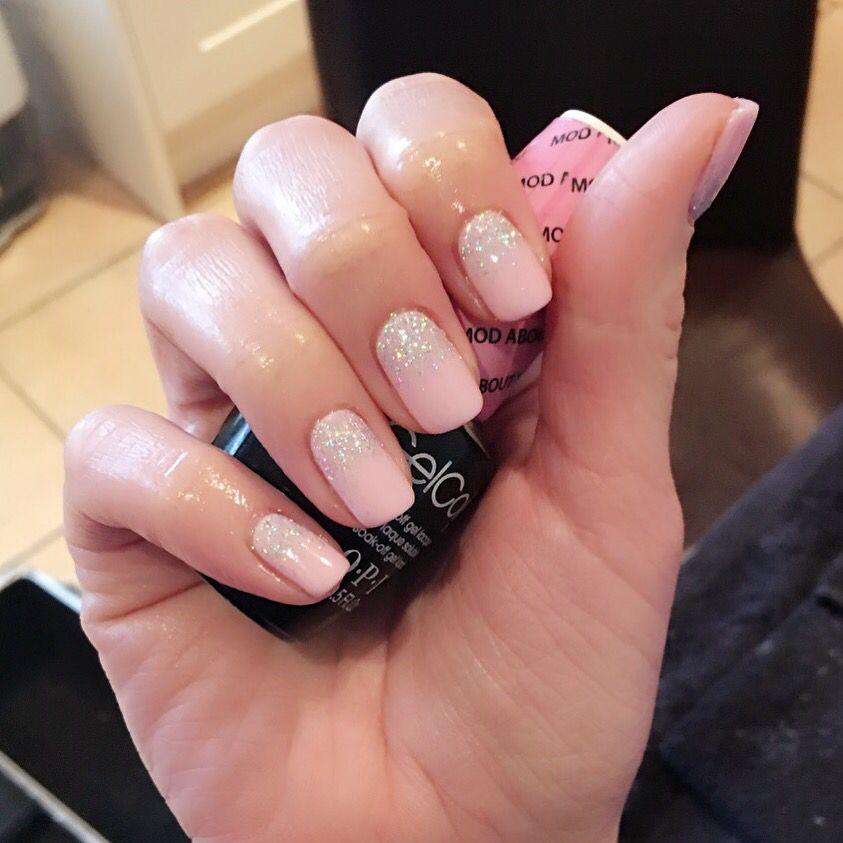 OPI GelColor 'Mod about you' | Neutral gel nails, Opi gel ...