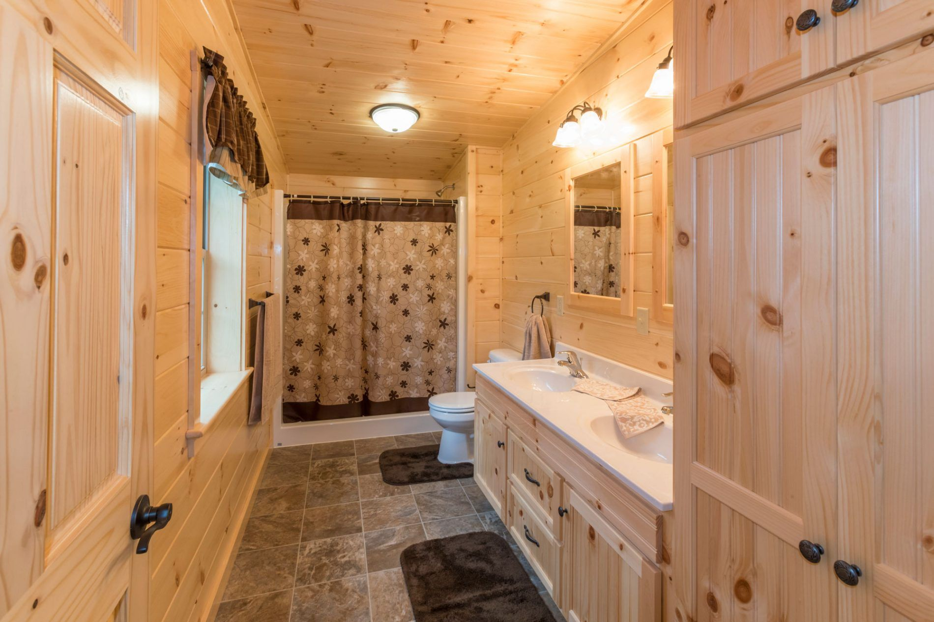 Frontier Cabins | Log Cabin Plans | Prefab Floor Plans | Zook Cabins