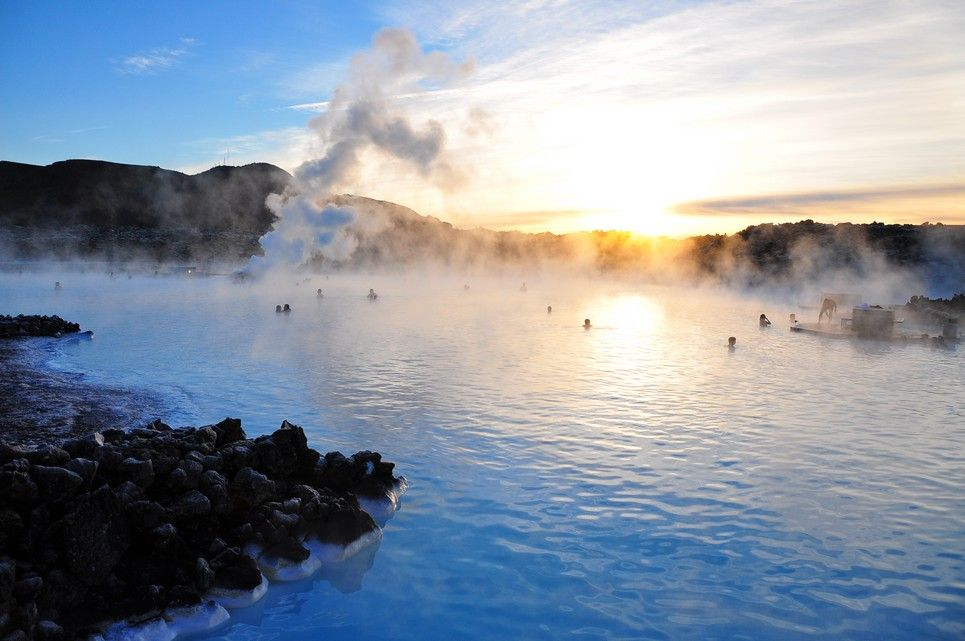 The Blue Lagoon, Iceland via: Behind The Lens Lukey #photography #travel