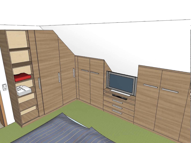 designroomideas.tk   Einbauschrank schlafzimmer, Schlafzimmer dachschräge, Einbauschrank