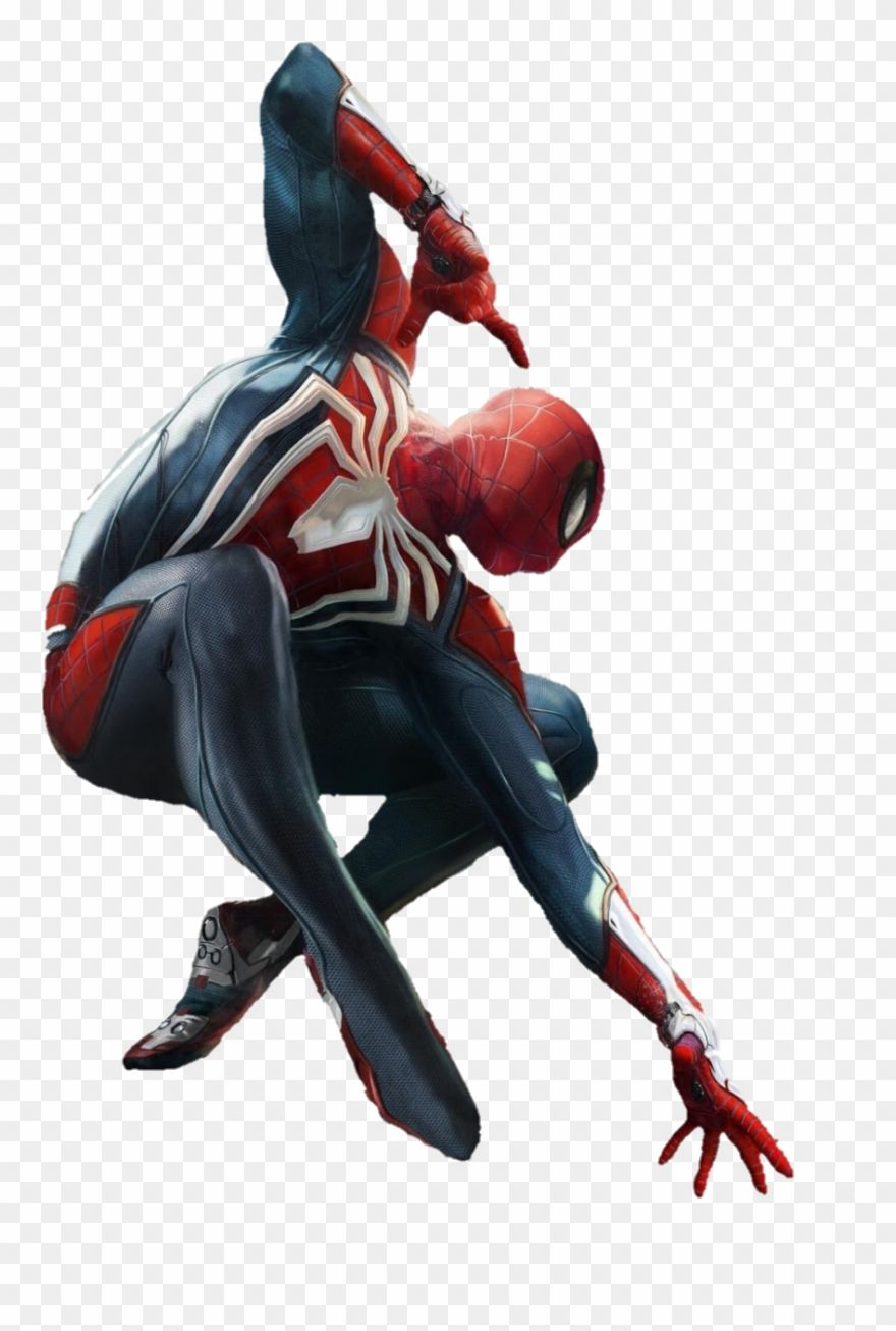 Spiderman Ps4 Png Spider Man Ps4 No Background Clipart Spiderman Ps4 Spiderman Background Clipart