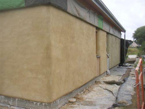 Afficher l 39 image d 39 origine mur pinterest mur et images - Enduit sur parpaing exterieur ...