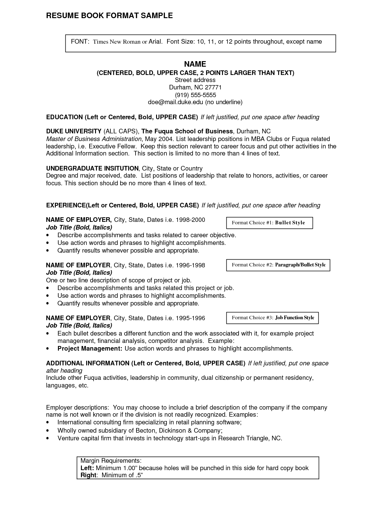 Resume Title Examples Brand Ambassador Resume Sample Inspiration Decoration Examples