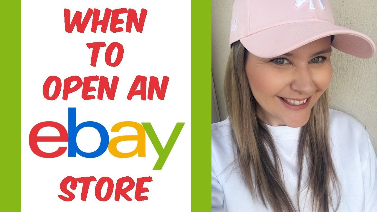 When To Open An Ebay Store Ebay Store Fees Explained Ebay Australia In 2020 Ebay Ebay Store Ebay Shoes