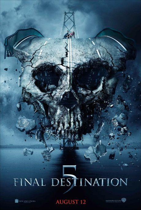 Final Destination 5 Island Movies Skull Island Movie Scary Movies