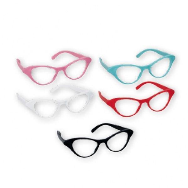 50 tals glasögon