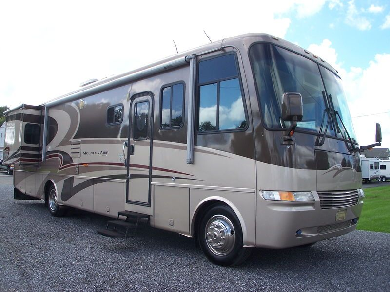 2004 Newmar Mountain Aire 40 For Sale Honey Brook Pa Rvt Com Classifieds Campers For Sale Recreational Vehicles Rvs For Sale