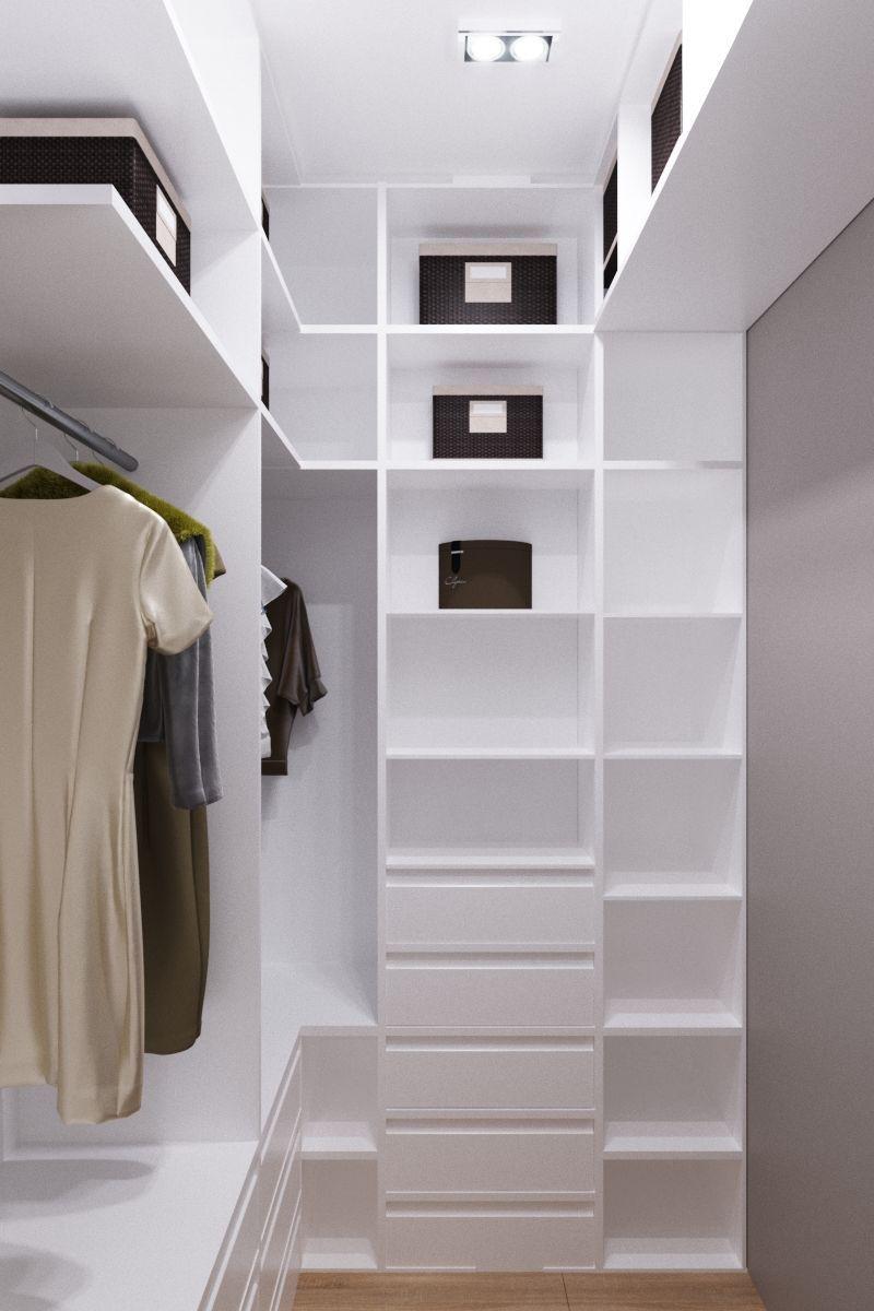 We Believe That Every Room In The House Should Bring Aesthetic Pleasure Interior Design Concept Dress Slaapkamer Kledingkast Kleedkamer Ontwerp Inloopkast
