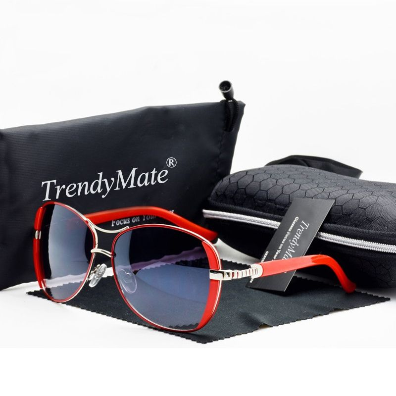 Womens High Quality Vintage Sunglasses