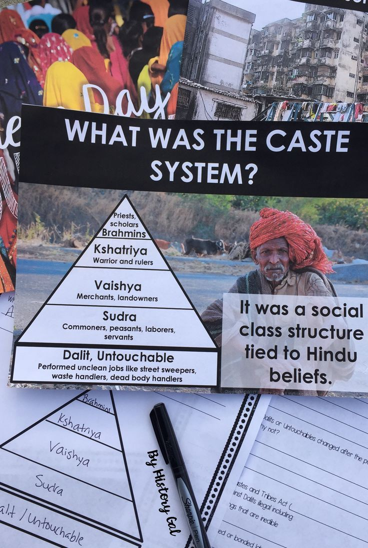 the history of the caste system Caste system origins of indian social hierarchy this has unfortunately created an unfair social system for indians of lower caste backgrounds for many thousands of years with a continuity that is unique in history.