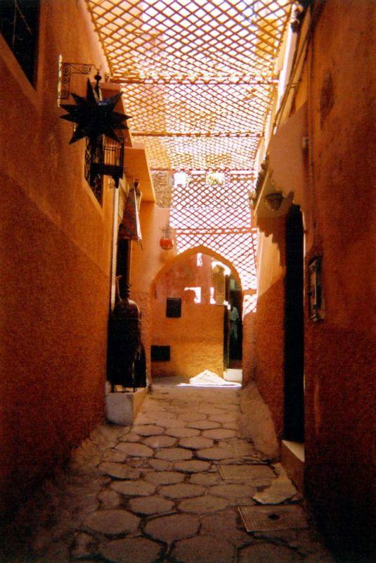 Ochre... - Marrakech,