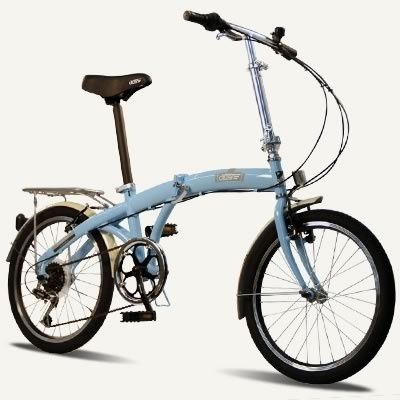 Miami Citizen Folding Bike Just Ordered A Pair Of These For The