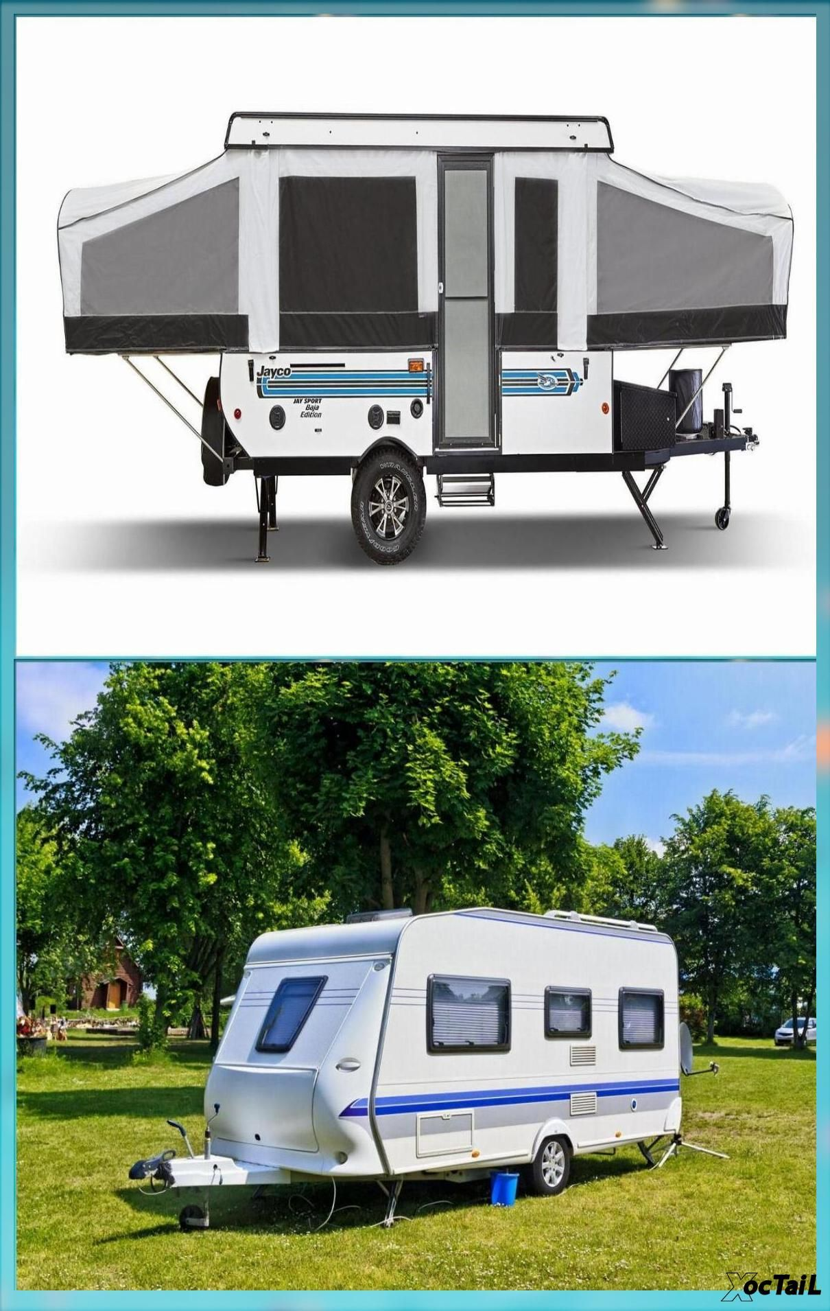 20 Jay Sport Camping Trailer   CRESTVIEW RV SUPERSTORE   caravan ...