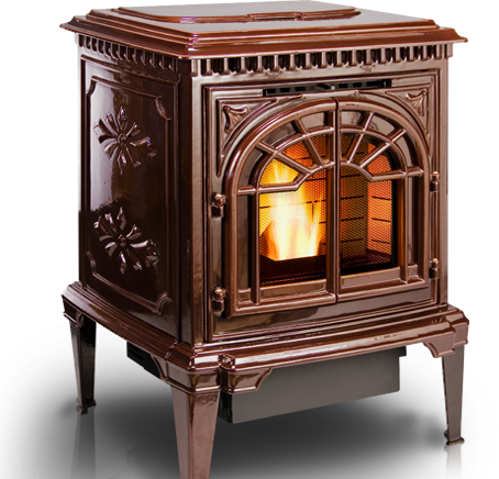 St Croix Multi Fuel Stove Greenfield Model In Black Enamel Finish Burn Corn Cherry Pits Wheat Wood Pellets Pellets De Madera Hornillo Estufas De Lena