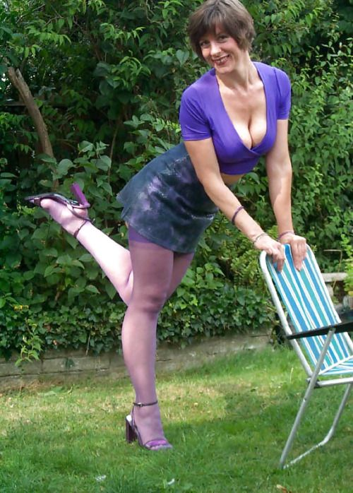 Simply magnificent real british mature