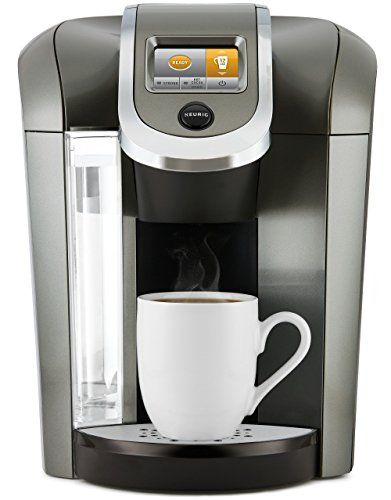 Keurig K575 Single Serve Programmable K Cup Coffee Maker With 12 Oz Brew Size And Hot Water On Demand Pl Single Serve Coffee Makers Single Coffee Maker Keurig