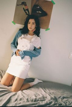APINK's Chorong Poses for Cosmopolitan   Koogle TV