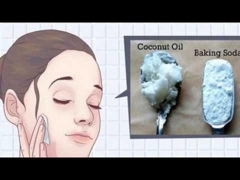 como limpiar la cara con bicarbonato de sodio y limon