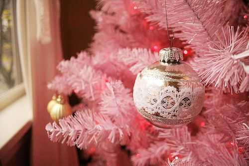 Pink Christmas Decorations | christmas, christmas decoration, christmas tree, cute, pink, xmas ...