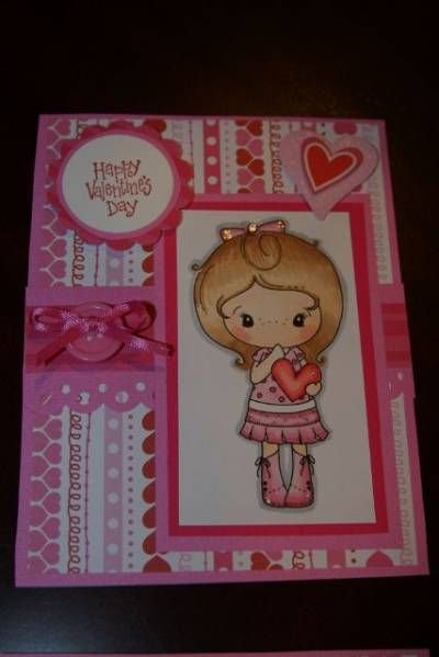 Valentine Kiki Heart