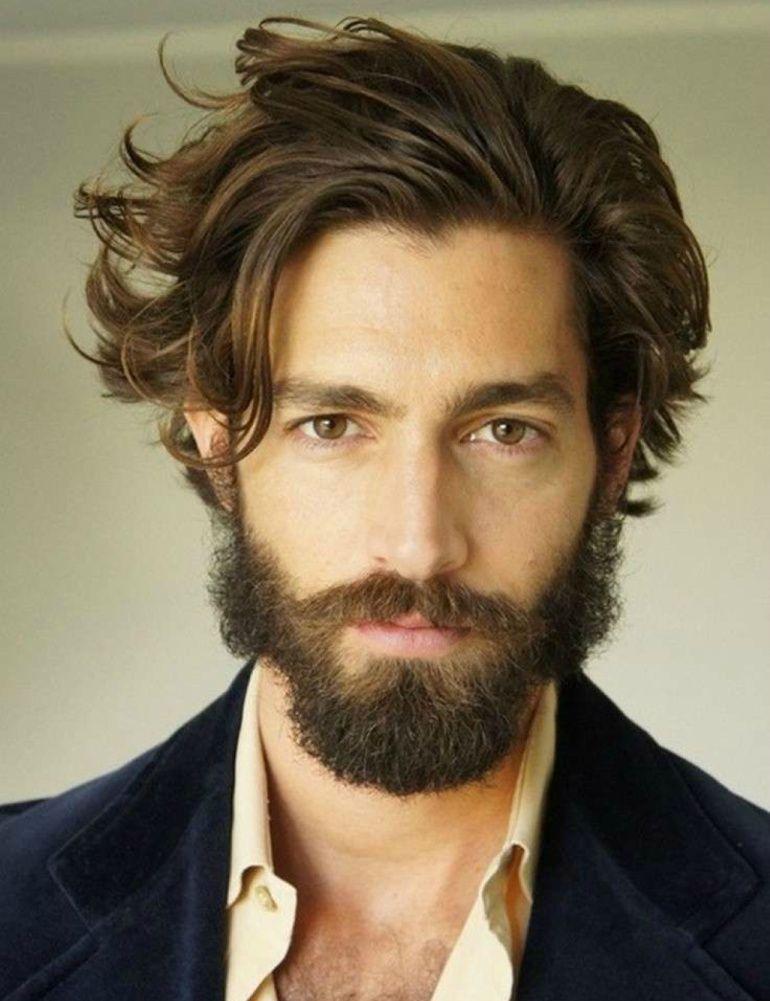 The Best Medium Length Hairstyles for Men   Make up & Hairr ...