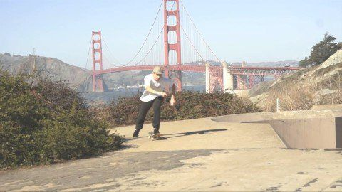 San Francisco 2015 - http://dailyskatetube.com/switzerland/san-francisco-2015/ - Homies far from home, SF Cali... Skating... Chilling...  Sa Phep Tang, Karim Stalder, Arnaud Chauffeton & Bastien Regeste #isurvivedtenderloin2015Cast: Arnaud Chauffeton Source: https://vimeo.com/143777762