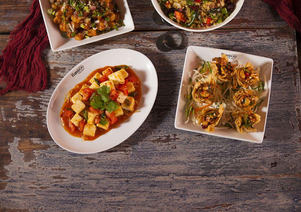 Inchin S Bamboo Garden Chinese Restaurant In San Mateo