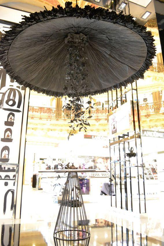 Petite robe noire galeries lafayette