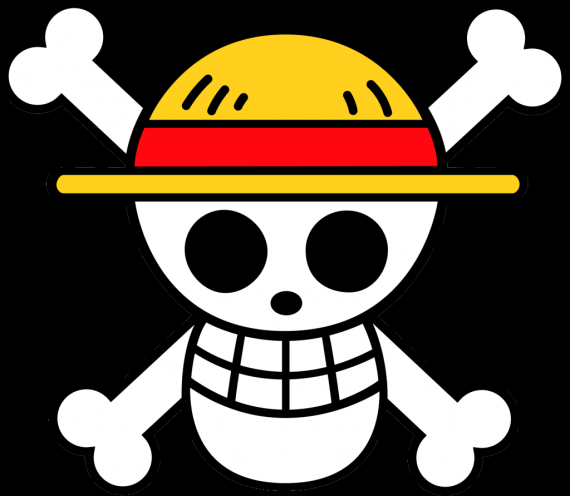 Luffy S Straw Hat Crew S Jolly Roger One Piece Tattoos One Piece Anime One Piece Luffy