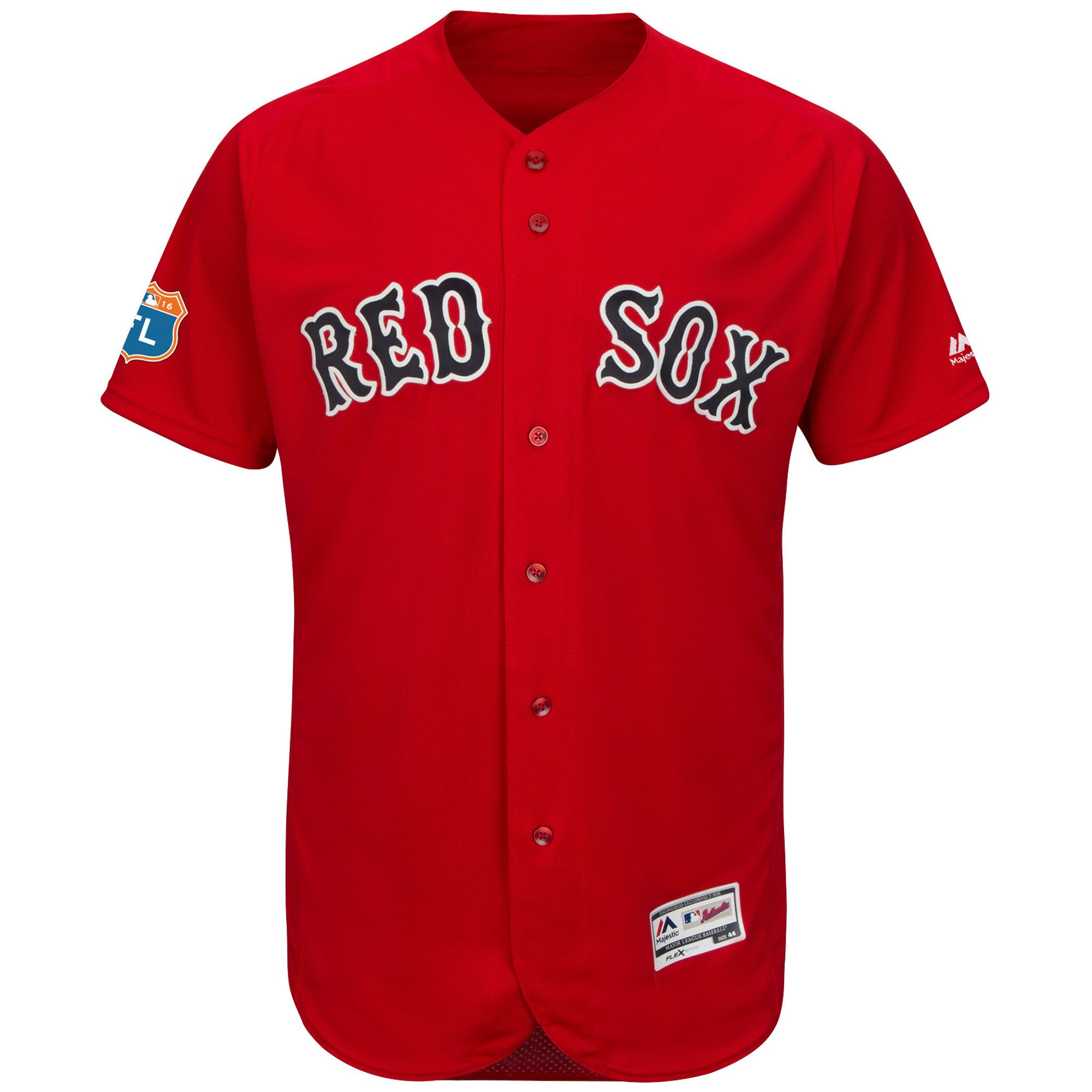 Mlb Boston Red Sox Majestic Alternate 2016 Spring Training Flex Base Authentic Collection Team Jersey Scarlet Boston Red Sox Red Sox Boston Red