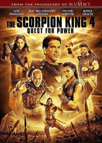 Le Roi Scorpion 4 Streaming Film Streaming Vf Hd Movies Movies To Watch Online Movies