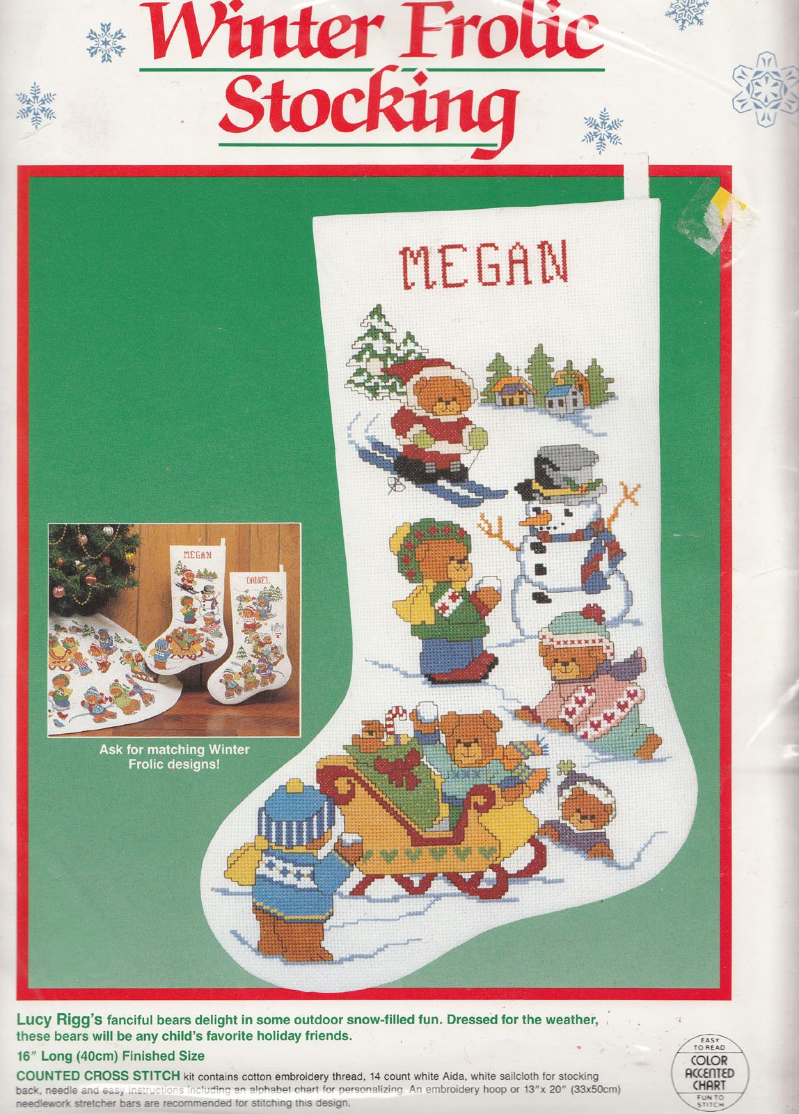 Cross-stitch Delicious Available Christmas Night Horse Snow Needlework Embroidery Package Cross Stitch Kit Factory Sale Arts,crafts & Sewing