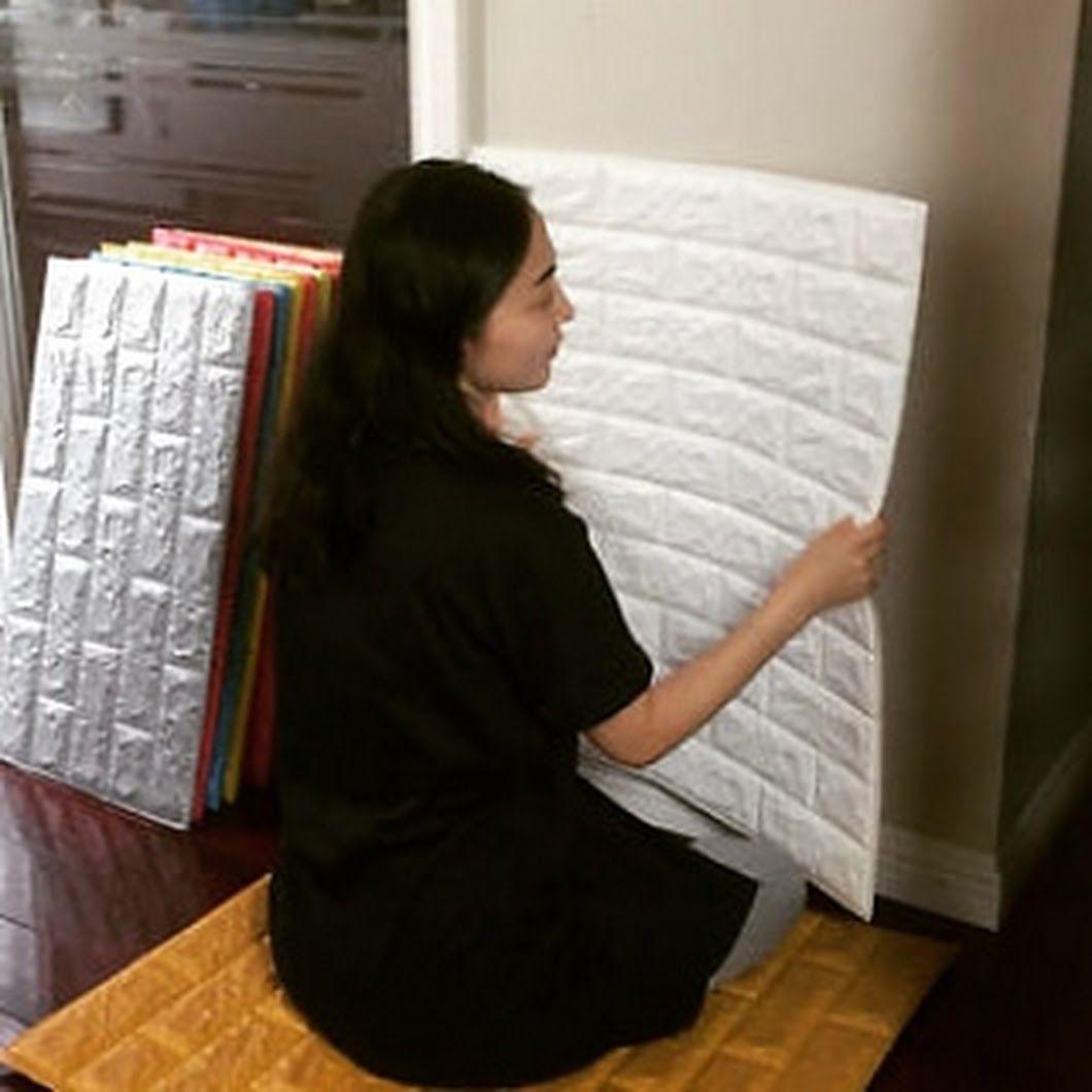 Wall Foam Sticker Hadir Untuk Mempercatik Ruangan Anda