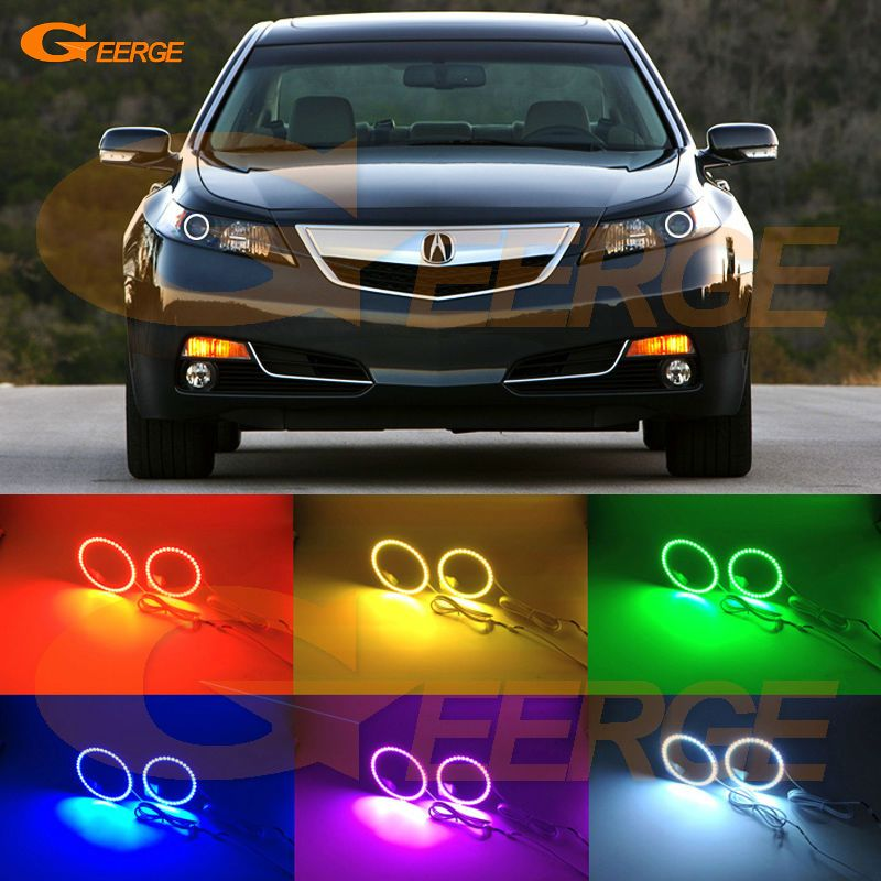 For Acura TL 2009 2010 2011 Excellent Multi-Color Ultra