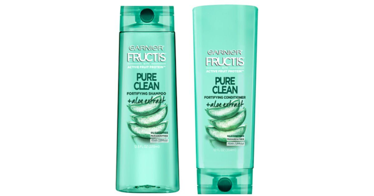 Just Free Cosmetics Possible Full Size Bottles of Garnier Fructis - sample pregnancy resignation letters