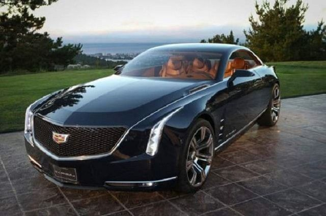 2018 Cadillac Eldorado Release Date Redesign Price Http Autoreview2018