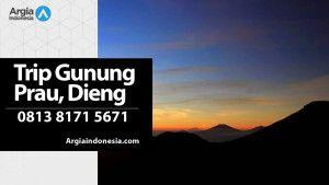 Paket Wisata Dieng Paling Murah Tours Travel Malang