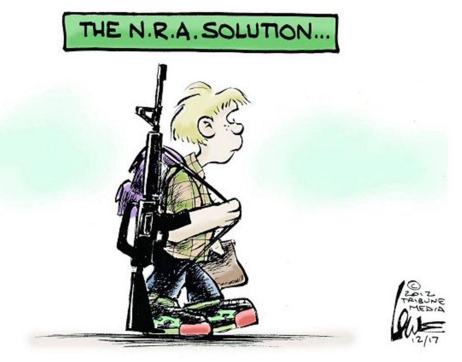 Putting An End To School Shootings