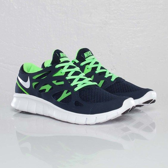 Nike - Free Run+ 2 - 443815-400 - Sneakersnstuff, sneakers & streetwear på