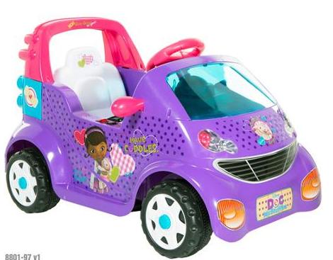 Doc Mcstuffins 6 Volt Small Car Ride On 79 Doc Mcstuffins Toys Baby Girl Toys Doc Mcstuffins