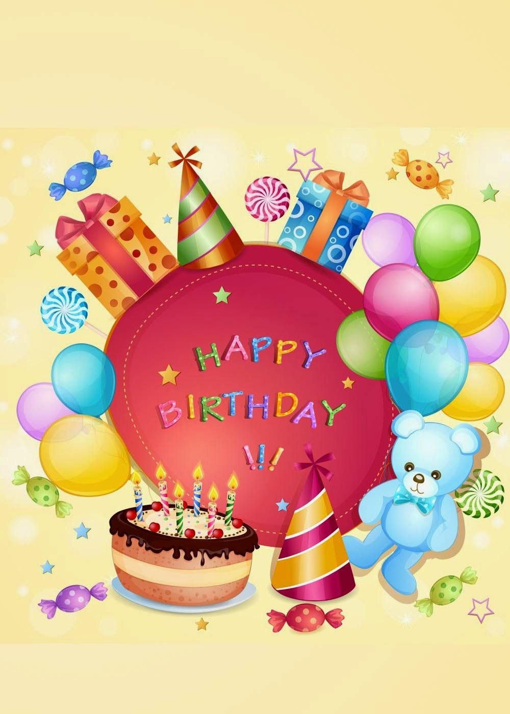 Happy Birthday Greetings Cards Happy Birthday Greetings Images Happy