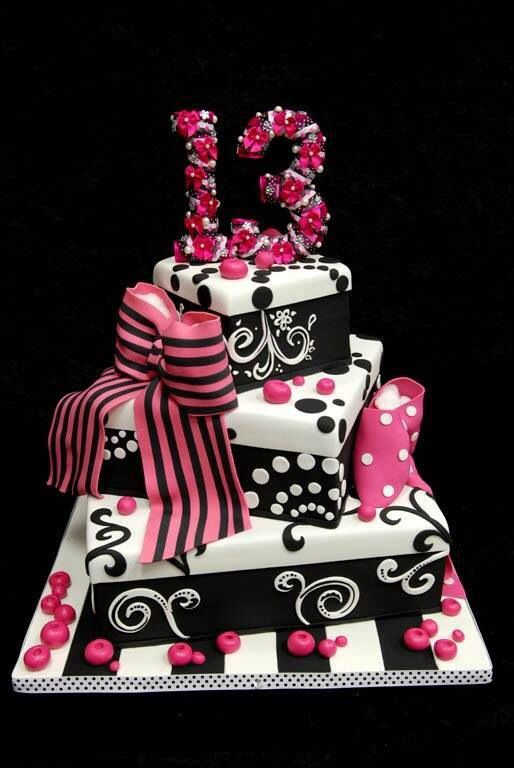 Pin By Cristiana Burdie De Polanco On Girls Cakes 6 14 Ages